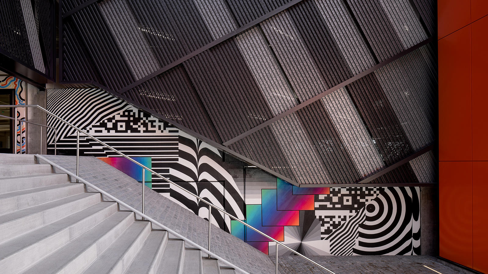Stash and More Paint Murals for Nike's New NYC Garage 7