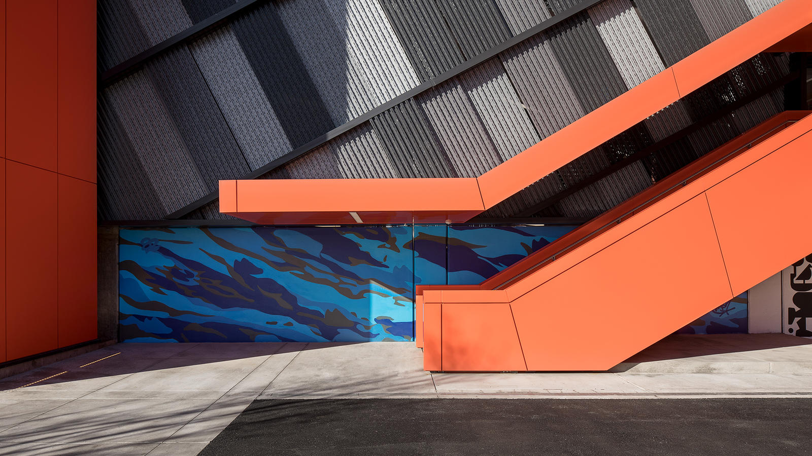 Stash and More Paint Murals for Nike's New NYC Garage 13