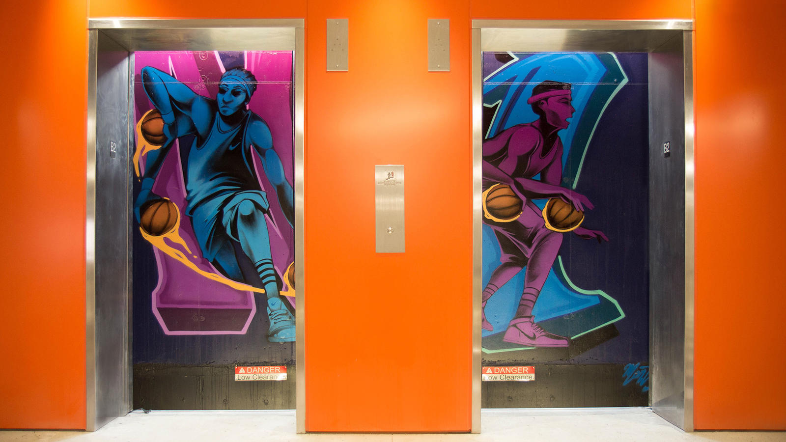 Stash and More Paint Murals for Nike's New NYC Garage 17