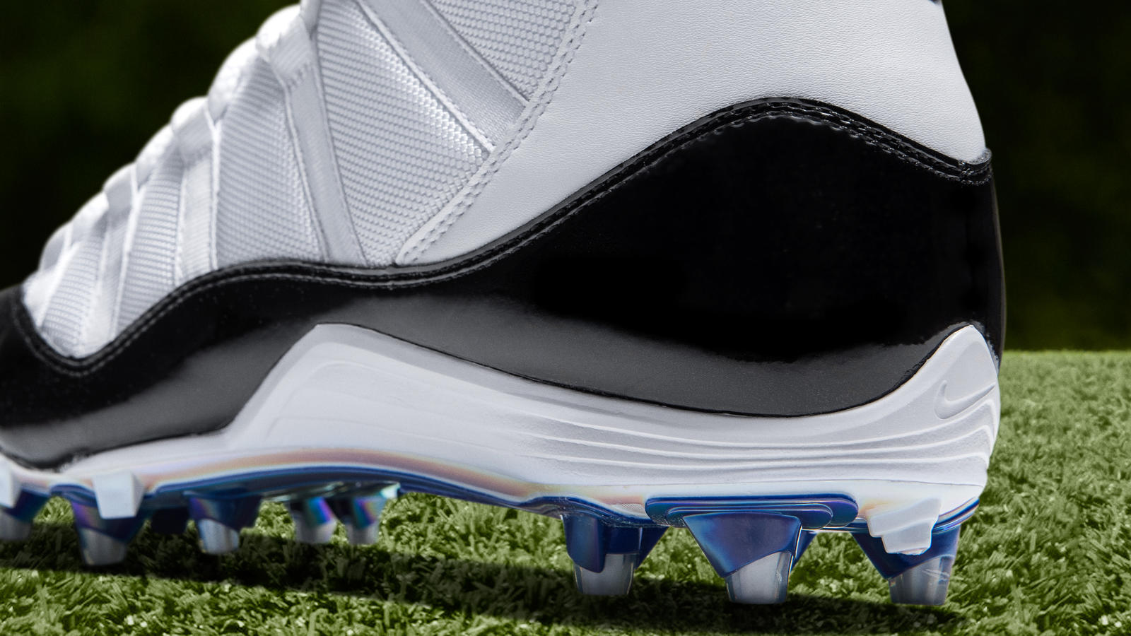 bed8d3cc2d2 Jordan XI Football Cleat - Nike News