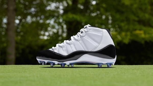 Jordan XI Football Cleat - Nike News