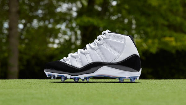 Jordan XI Football Cleat