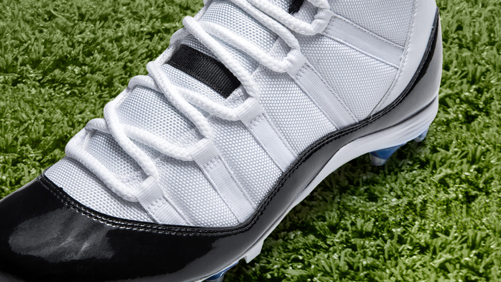Jordan XI Football Cleat  2