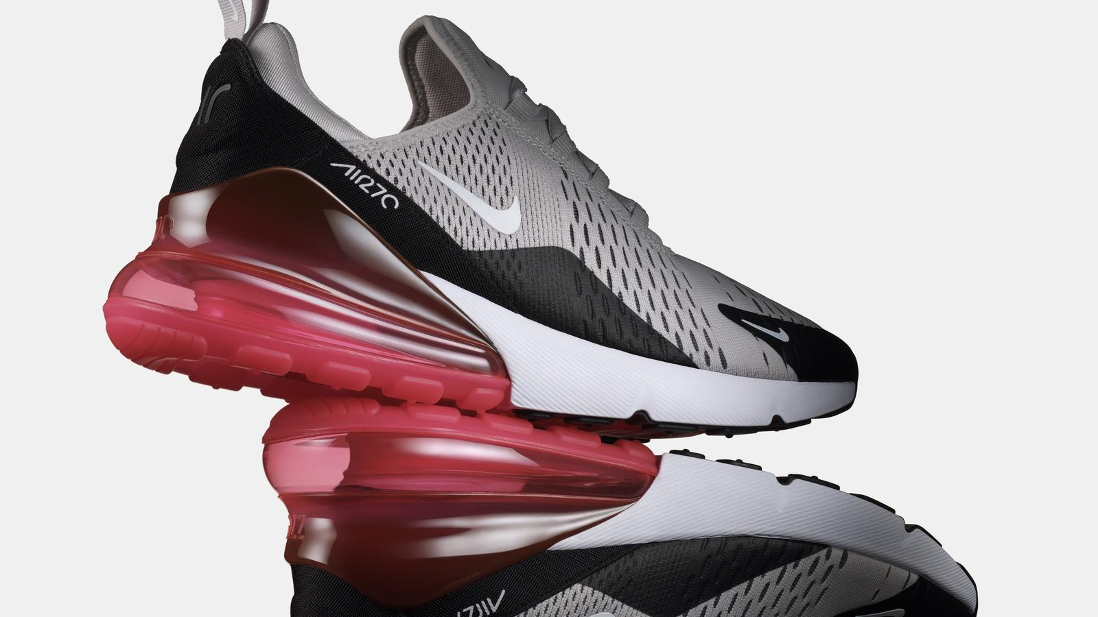 Eight Facts About the All-New Air Max 270 - Nike News