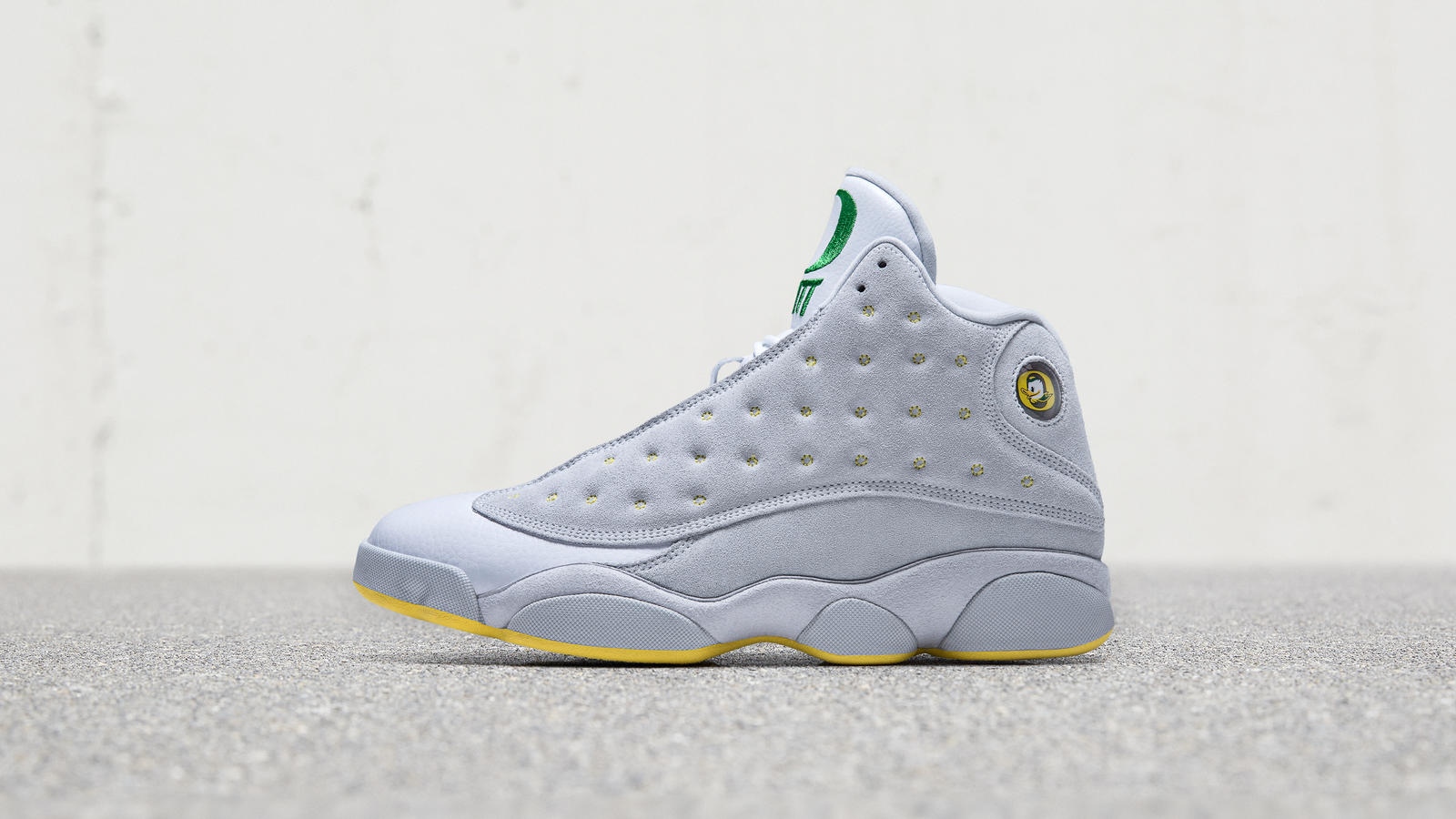 Jordan XIII University of Oregon Basketball F&F 0