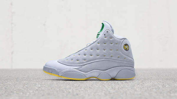 Jordan XIII University of Oregon Basketball F&F