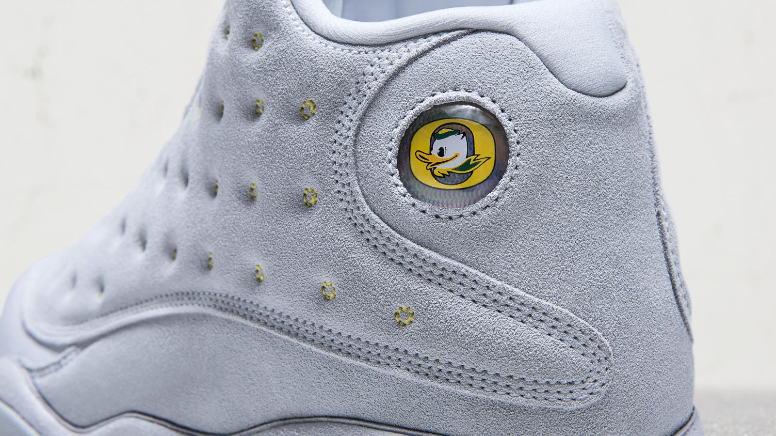 Jordan XIII University of Oregon Basketball F&F 2