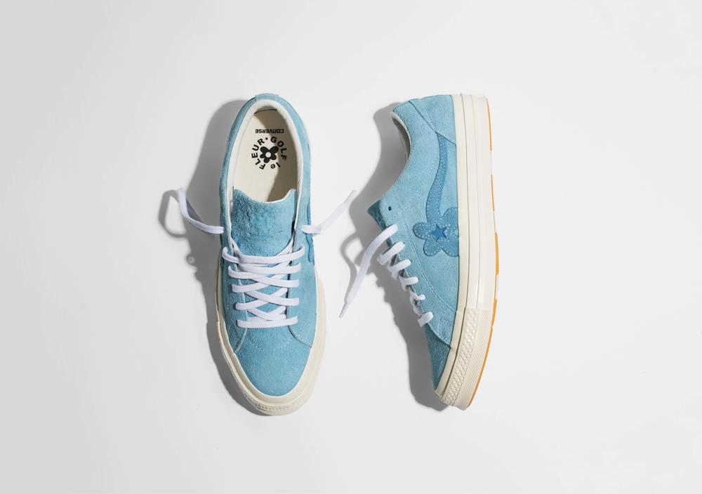 The Latest GOLF le FLEUR* from Tyler, The Creator and Converse Comes in Bold Pastels