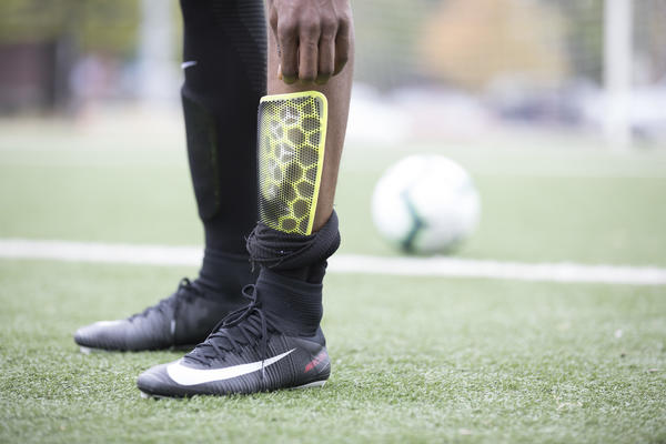 Distractions Disappear with Nike Mercurial Flylite SuperLock Shin Guards