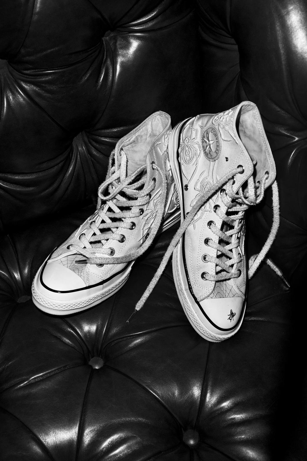 Converse and Dr. Woo Collaborate on the Chuck 70 3