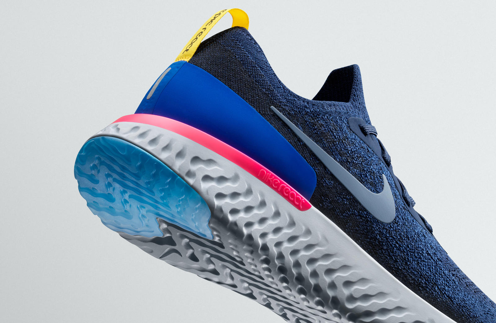 Nike Epic React Flyknit Running Shoe - Nike News afdaa9f48