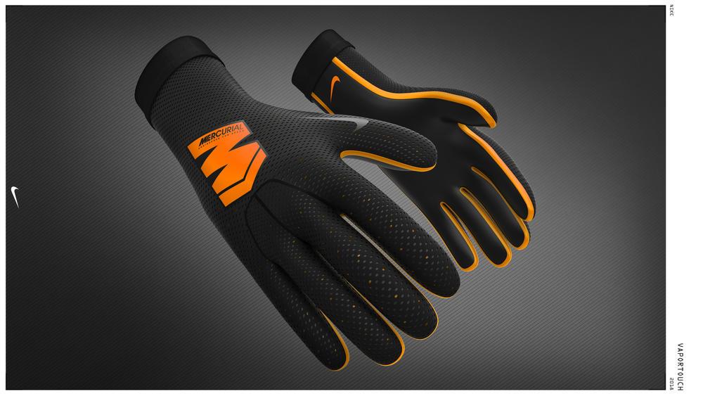 Nike Mercurial Touch Elite Goalkeeper Glove