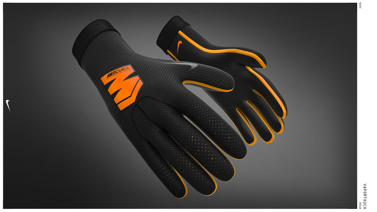 Nike Revolutionizes Goalkeeper Gloves 7