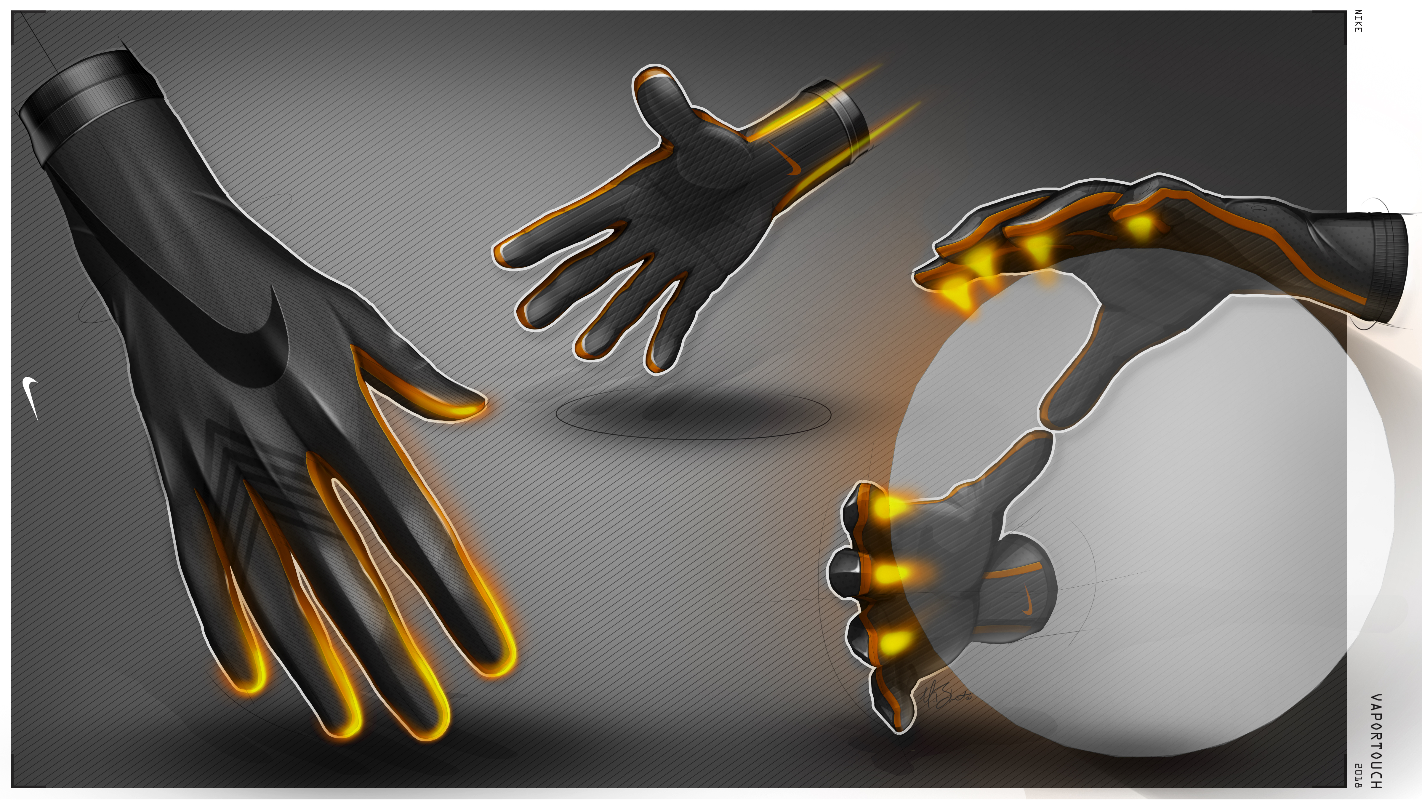 Nike Mercurial Touch Elite Goalkeeper Glove - Nike News