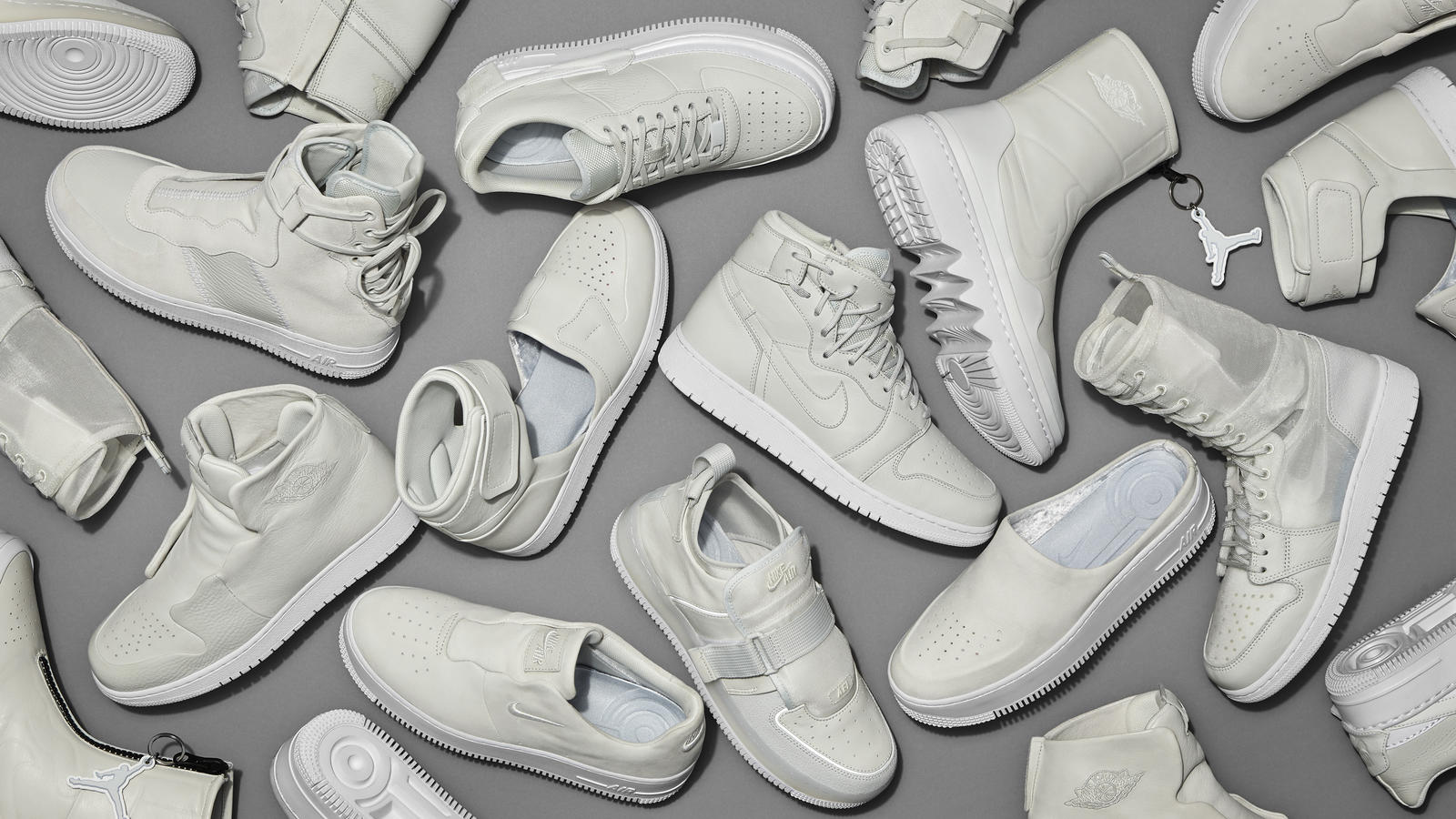 The Nike 1 Reimagined  Air Force 1 Womens and Air Jordan 1 Womens ... 55d388623