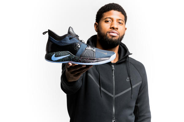 Introducing Paul George's Second Signature Shoe, the PG2