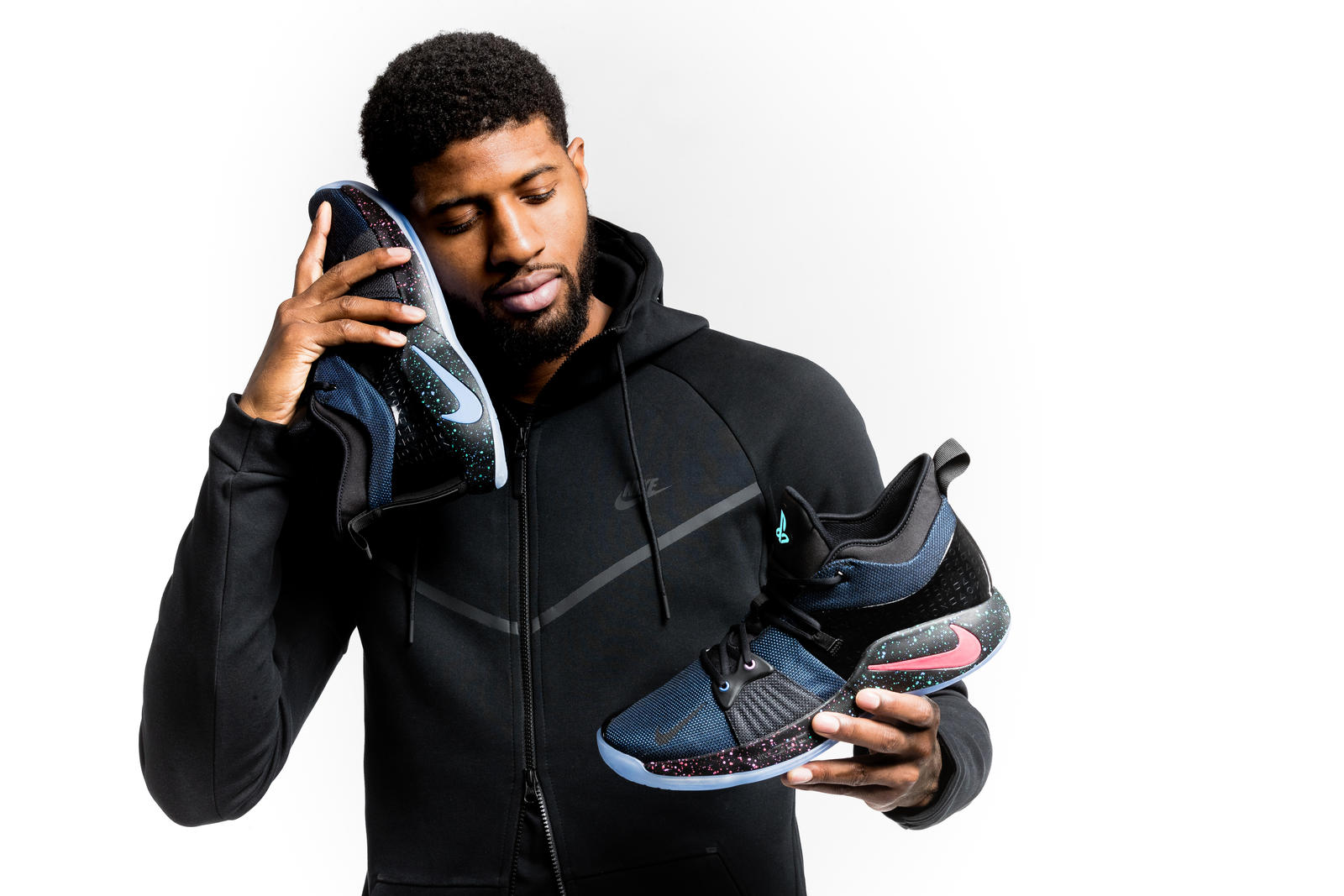 Introducing Paul George's Second Signature Shoe, the PG2 2