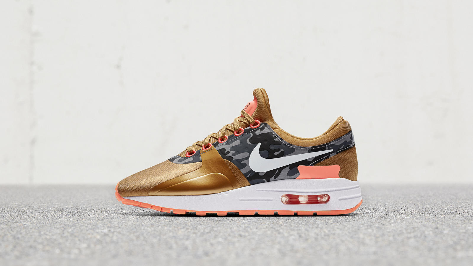 finest selection 15546 a4569 Annie Leblanc s Nike Air Max Zero is available January 20 in grade school  sizes on nike.com in North America.