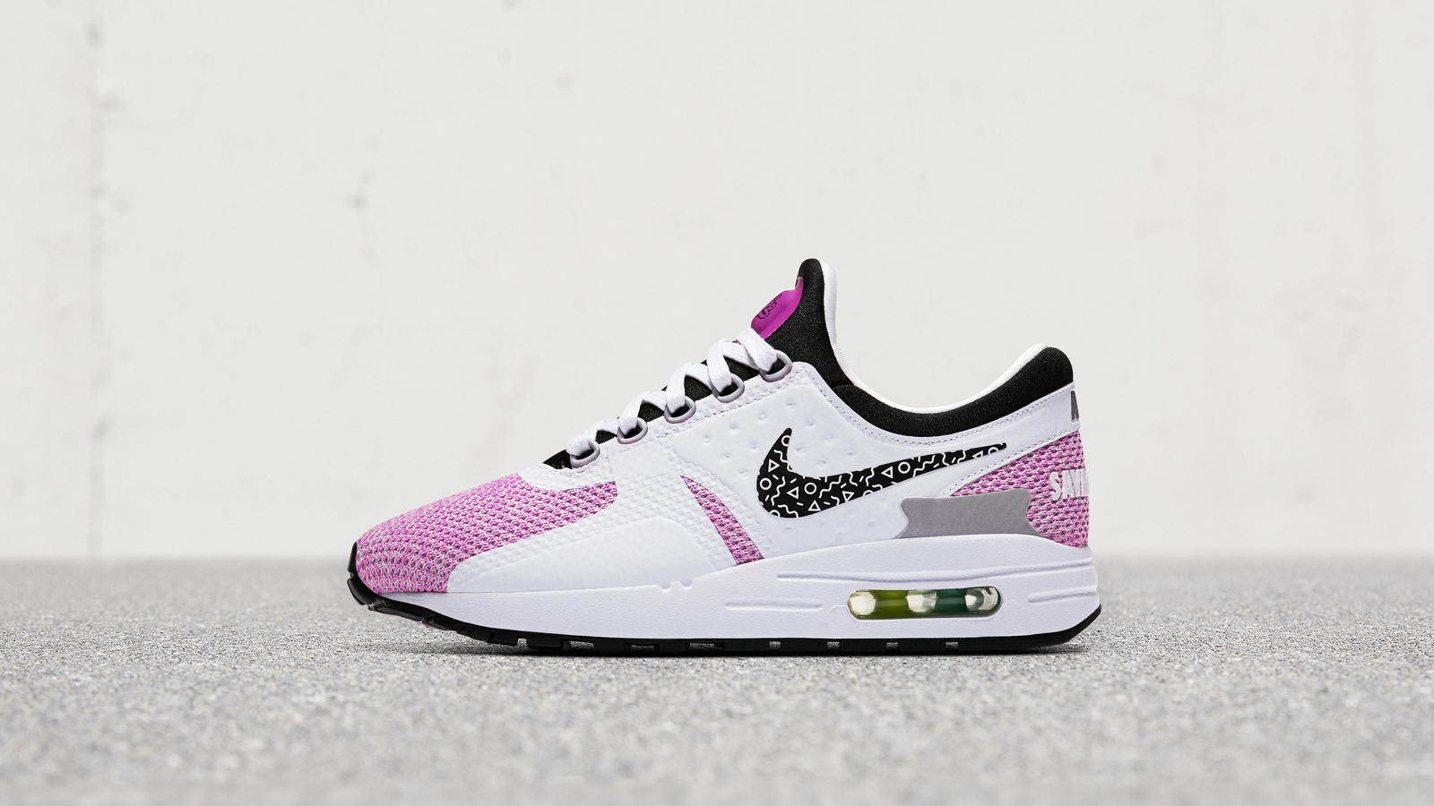 buy popular bad8f 31e69 Mademoiselle Gloria s Nike Air Max Zero is available January 20 in grade  school sizes on nike.com in Europe.