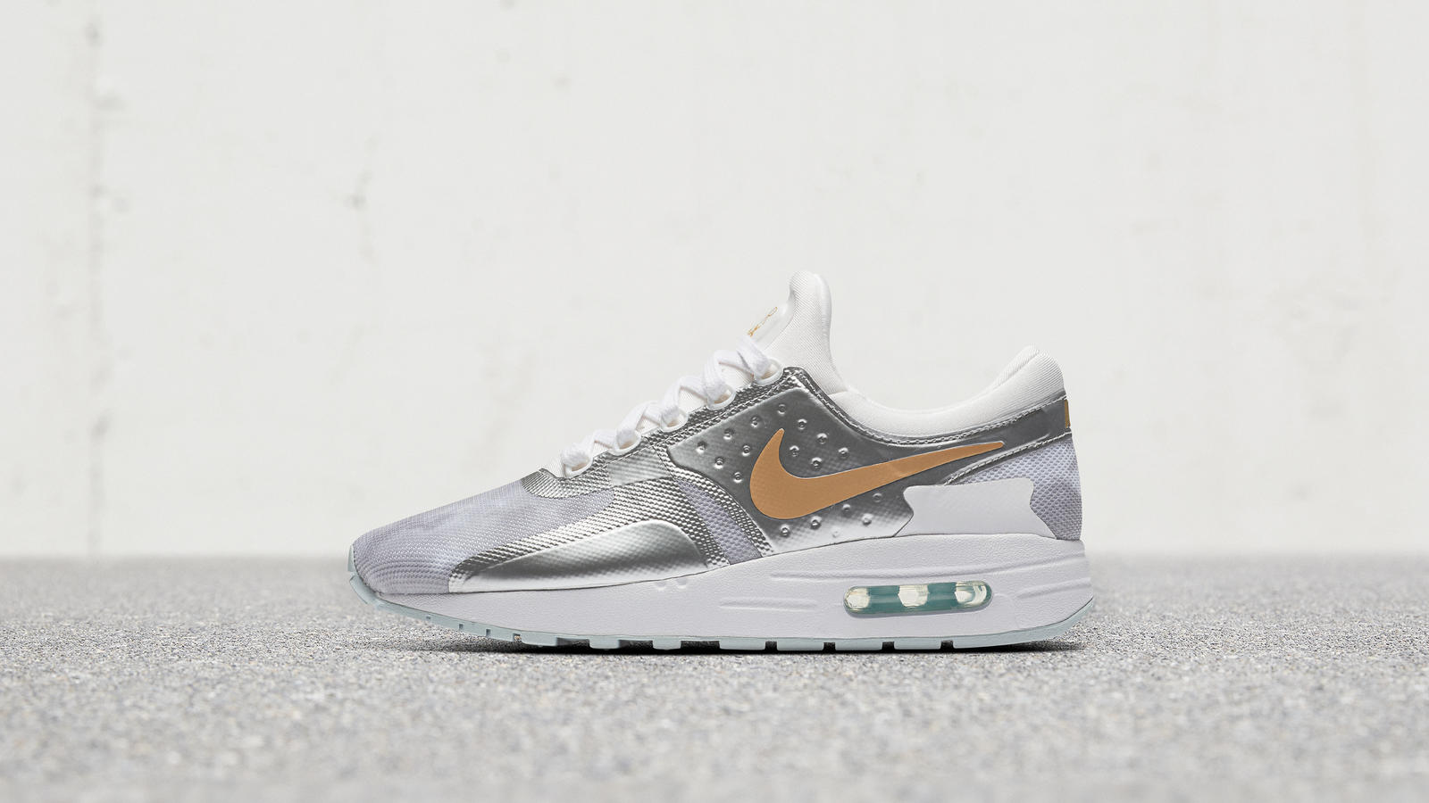 e80bde9eee Sam Gordon's Nike Air Max Zero is available January 20 in grade school sizes  on nike.com in North America.