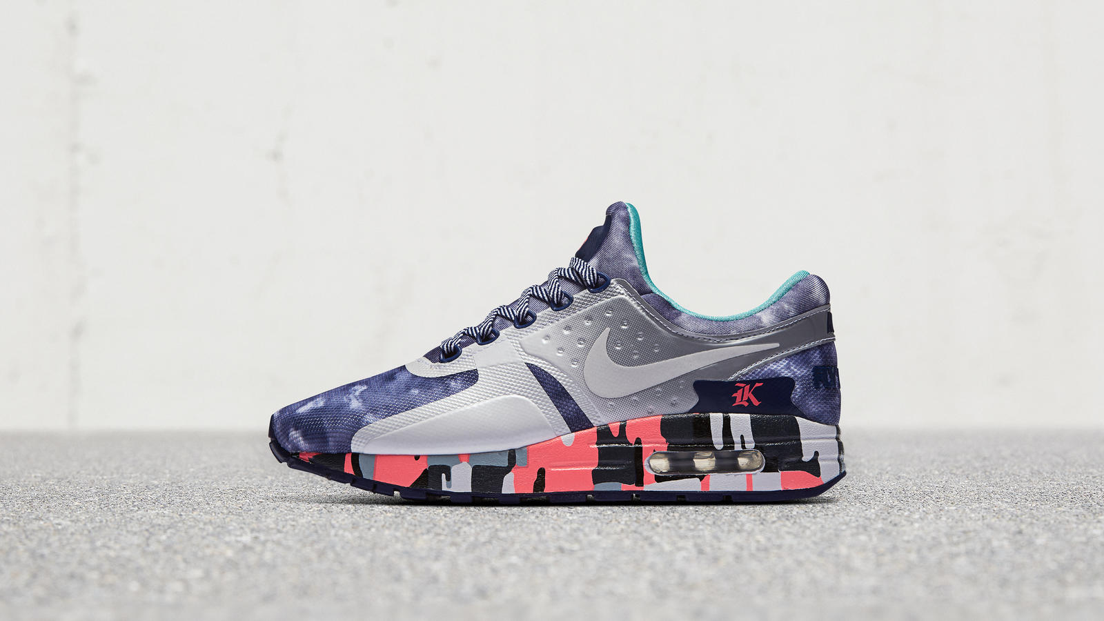 the latest 38097 df006 Wang Junkai's Nike Air Max Zero releases in March in grade school sizes on  nike.com in North America and Greater China.