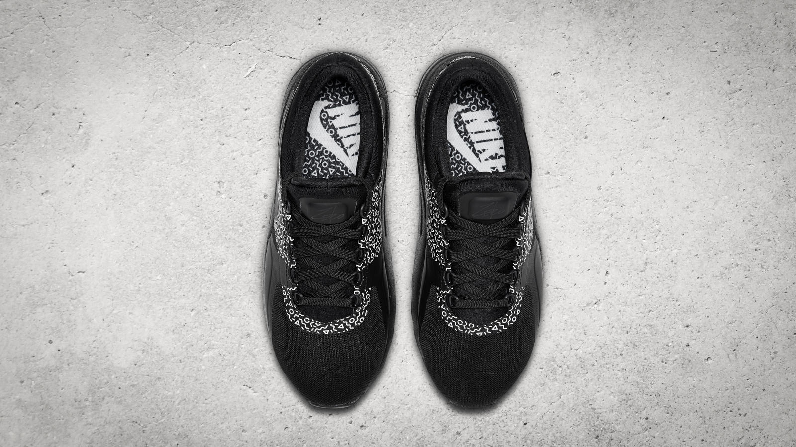 329565160e Sulivan Gwed's Nike Air Max Zero design is available January 20 in grade  school sizes on nike.com in Europe.