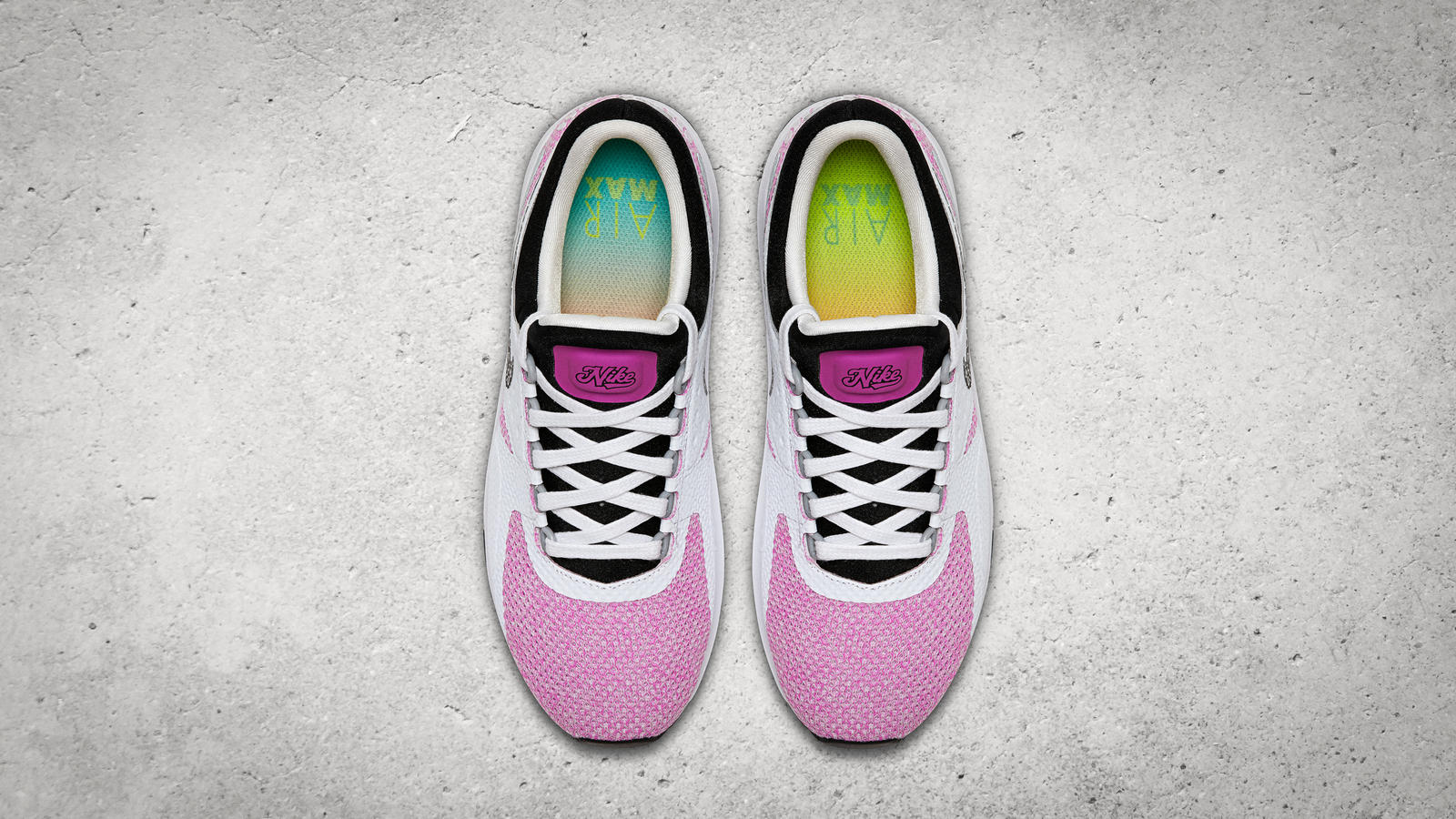 d7510e90b6 Mademoiselle Gloria's Nike Air Max Zero is available January 20 in grade  school sizes on nike.com in Europe.