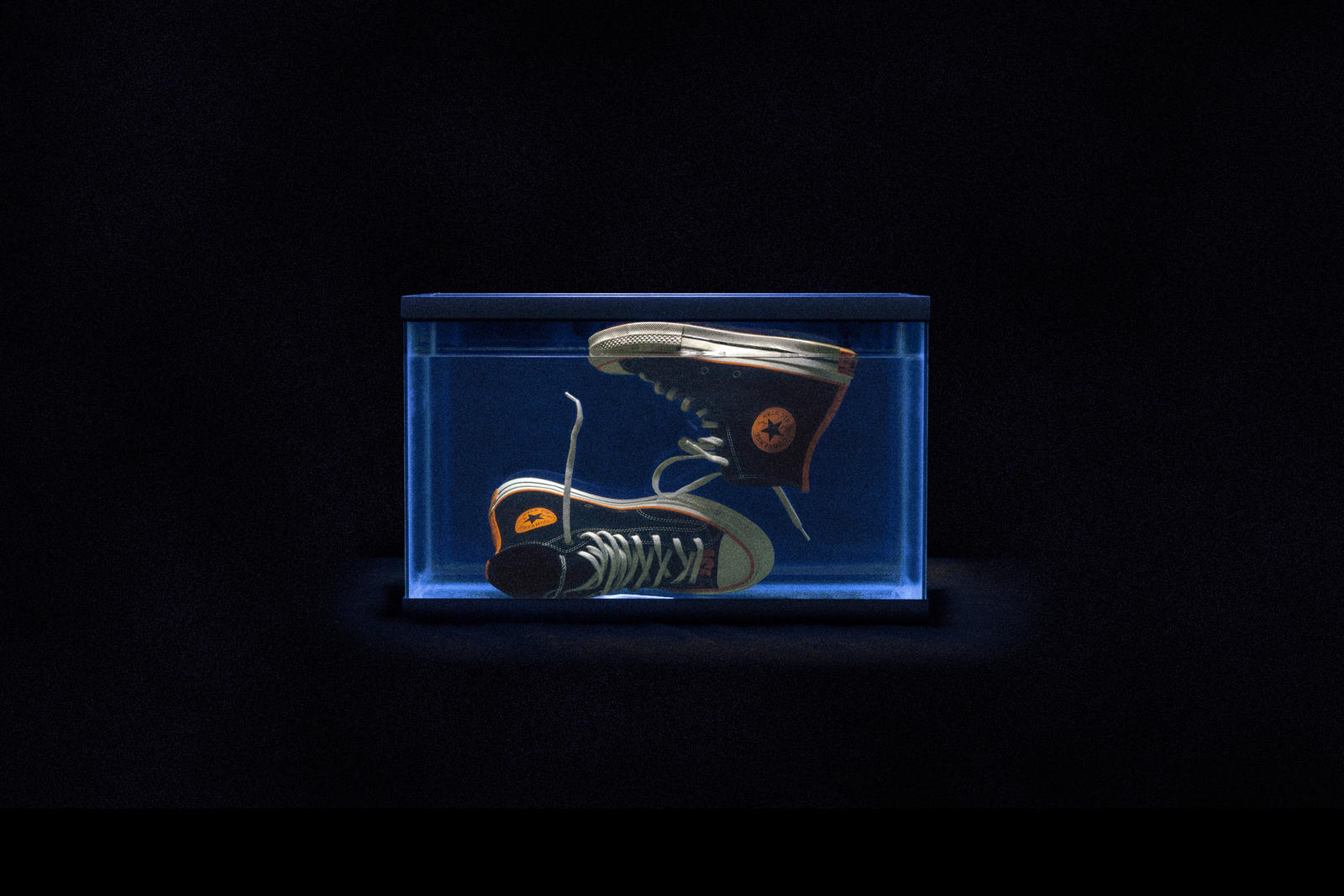 Converse Celebrates Vince Staples' Album, Big Fish Theory 0