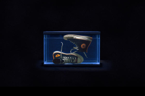 Converse Celebrates Vince Staples' Album, Big Fish Theory