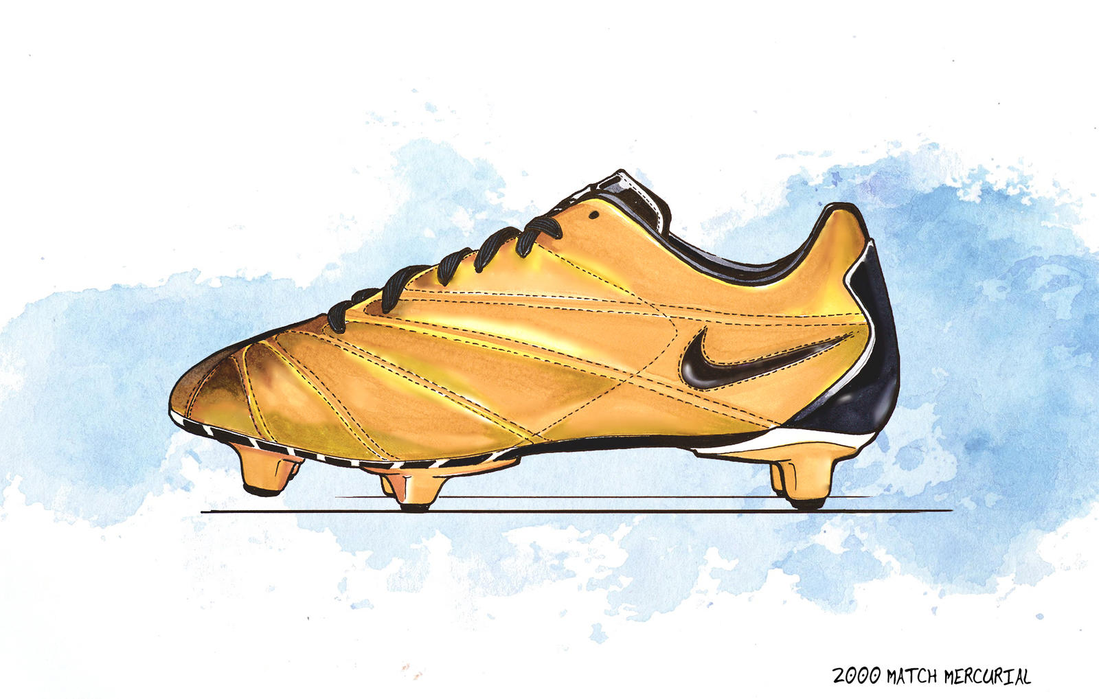 A Timeline of Nike Mercurial Boots 0