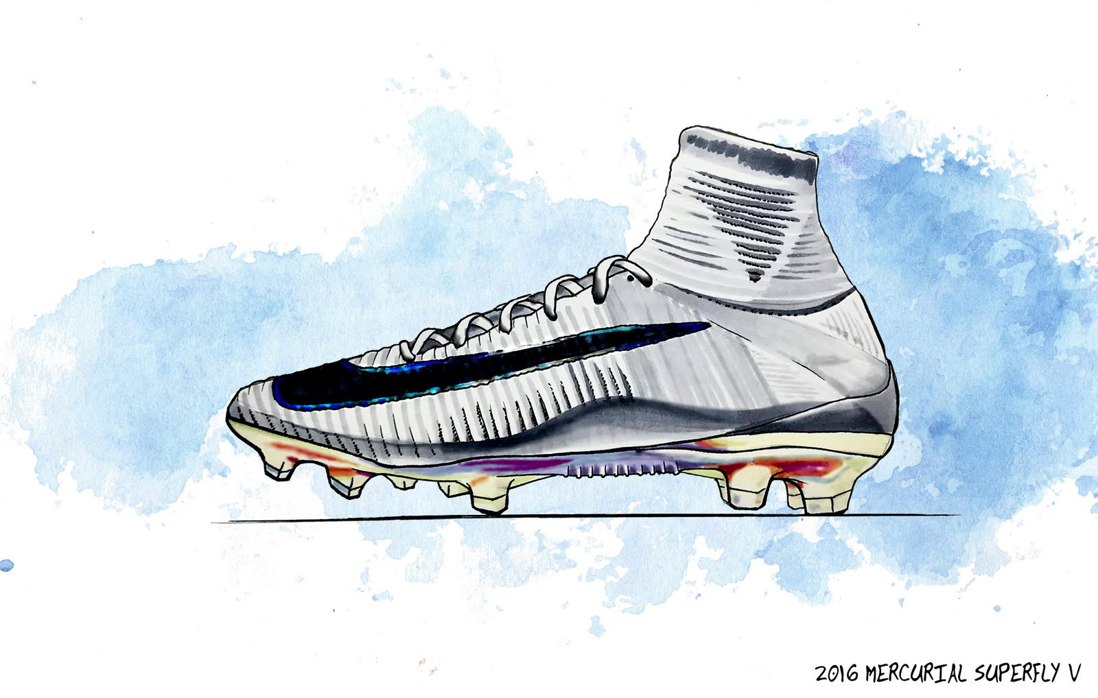 A Timeline of Nike Mercurial Boots 1