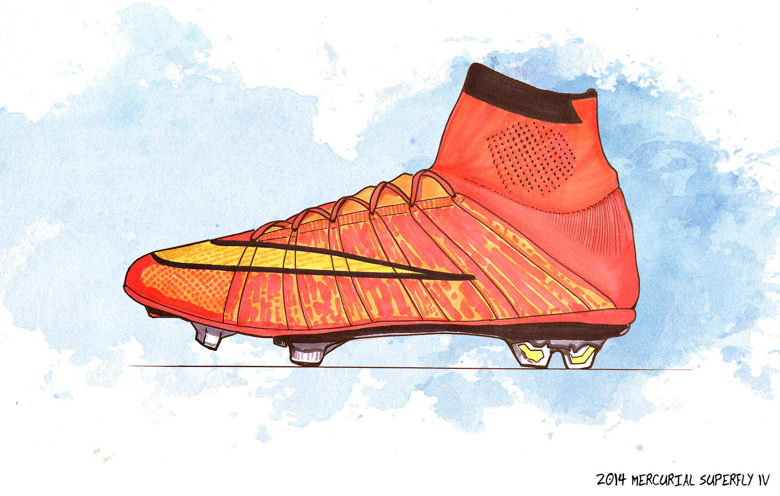 dcd162e24 ... get the 2014 nike mercurial superfly iv a slingshot for the foot a207a  ecd56