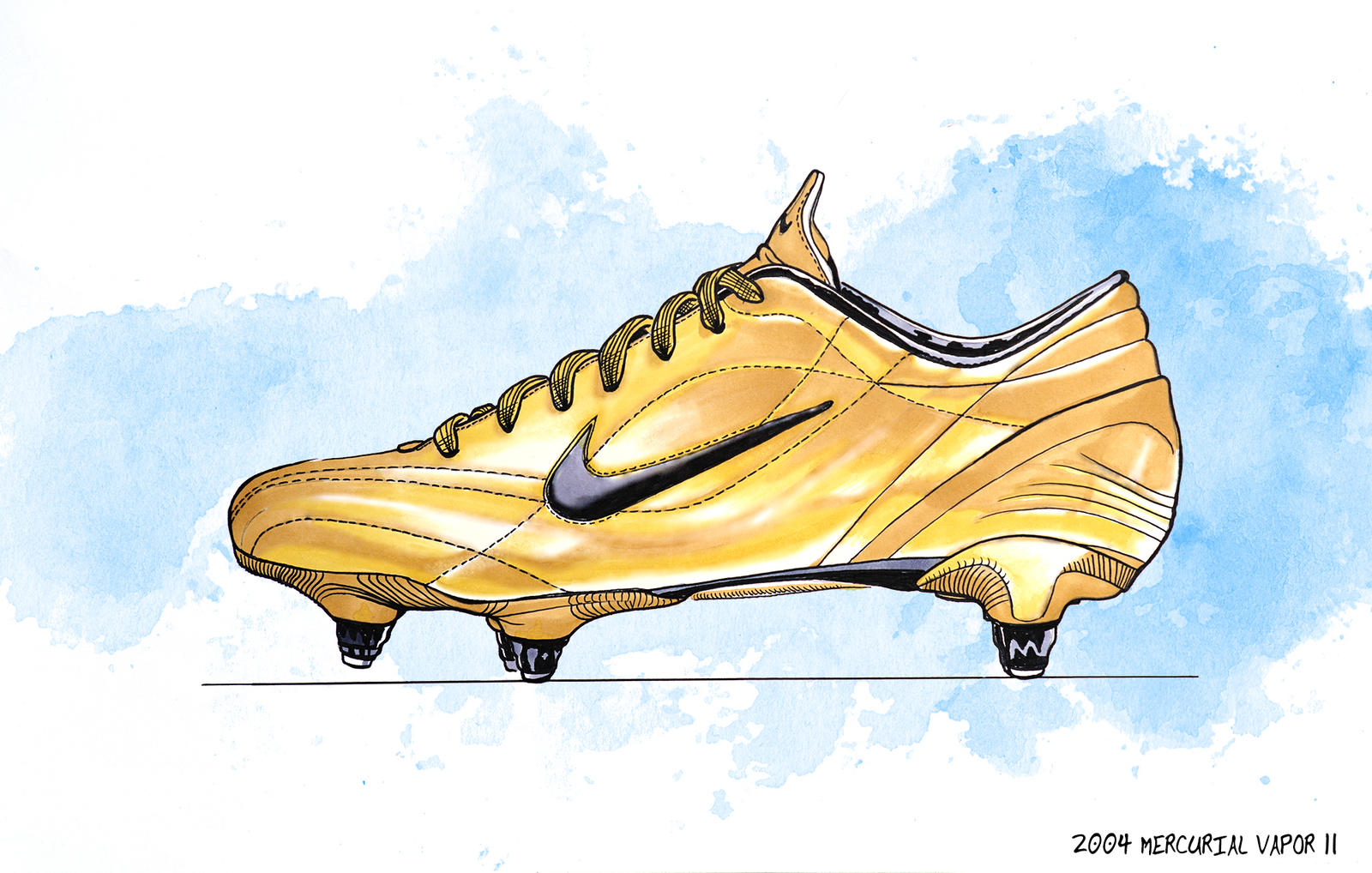 A Timeline of Nike Mercurial Boots 7