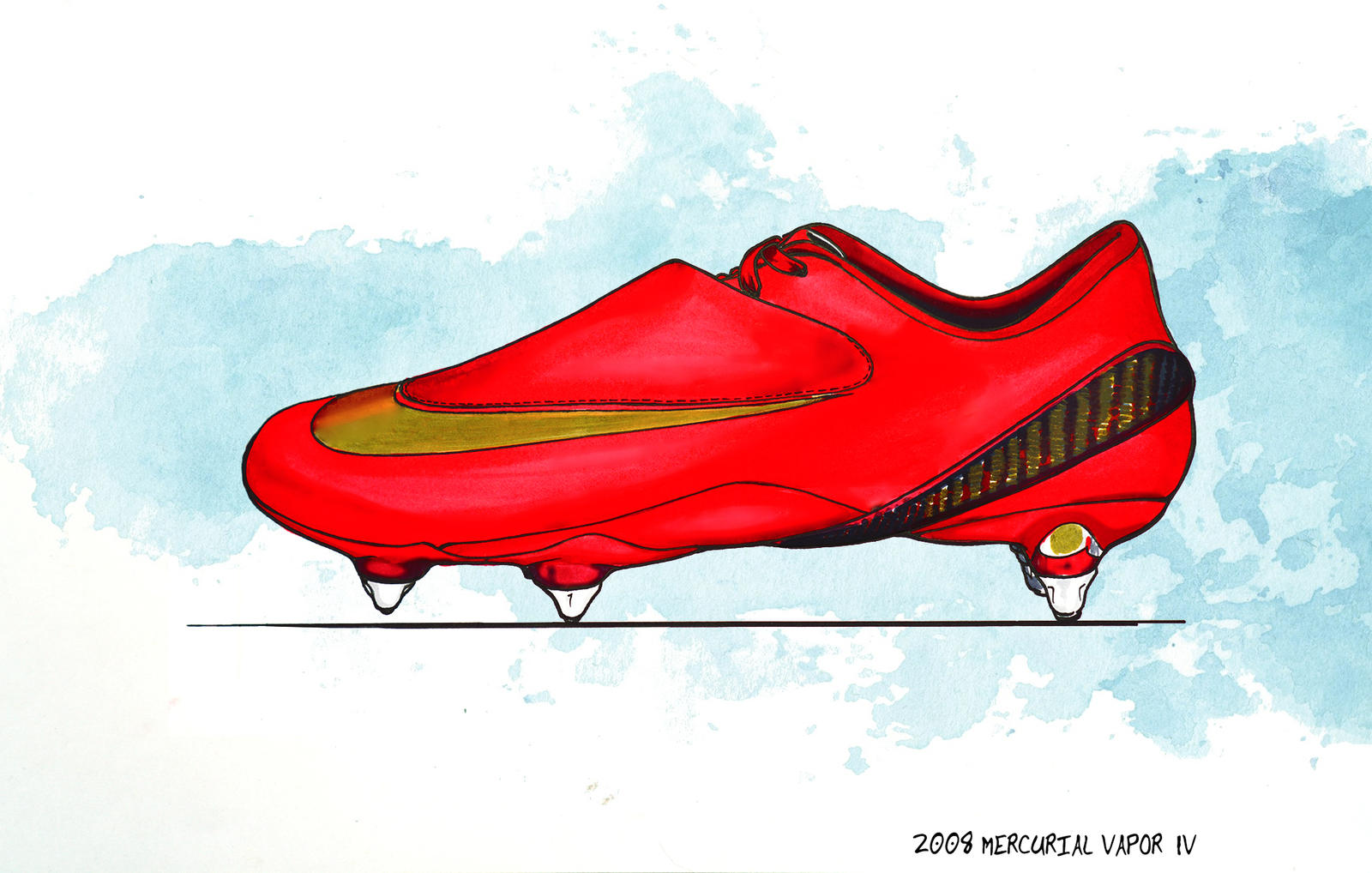 A Timeline of Nike Mercurial Boots 8