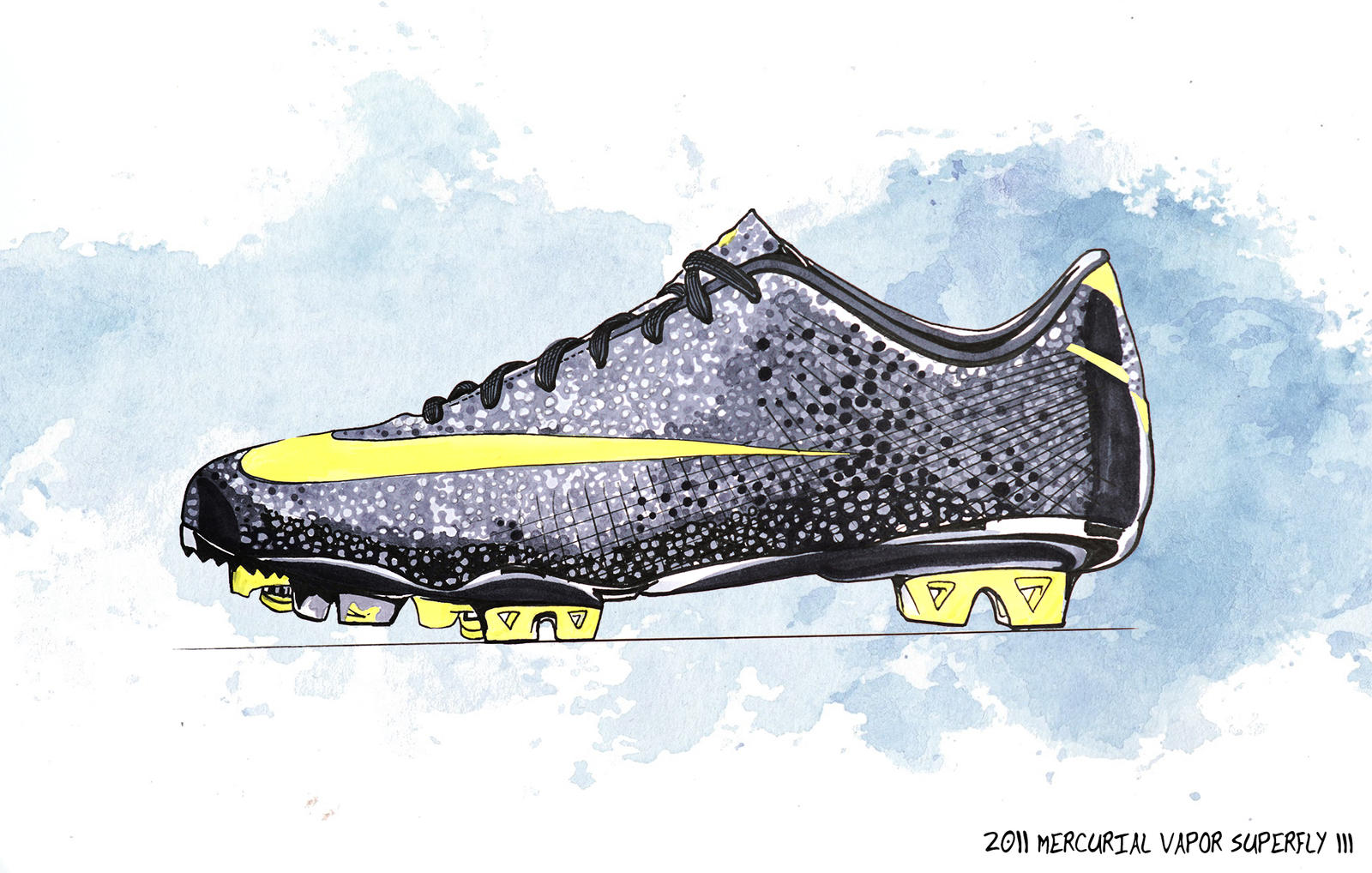 A Timeline of Nike Mercurial Boots 9