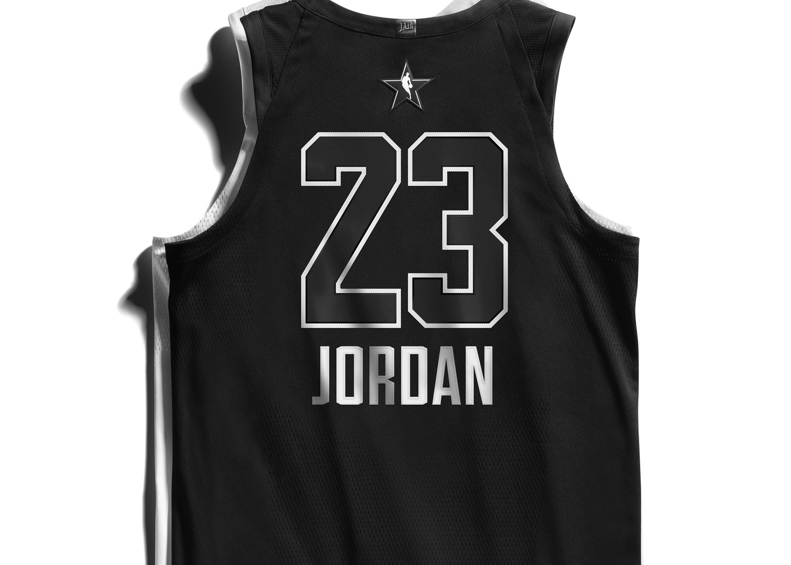 bb60ef51500a Here are the 2018 Jordan Brand NBA All-Star Edition Uniforms - Nike News