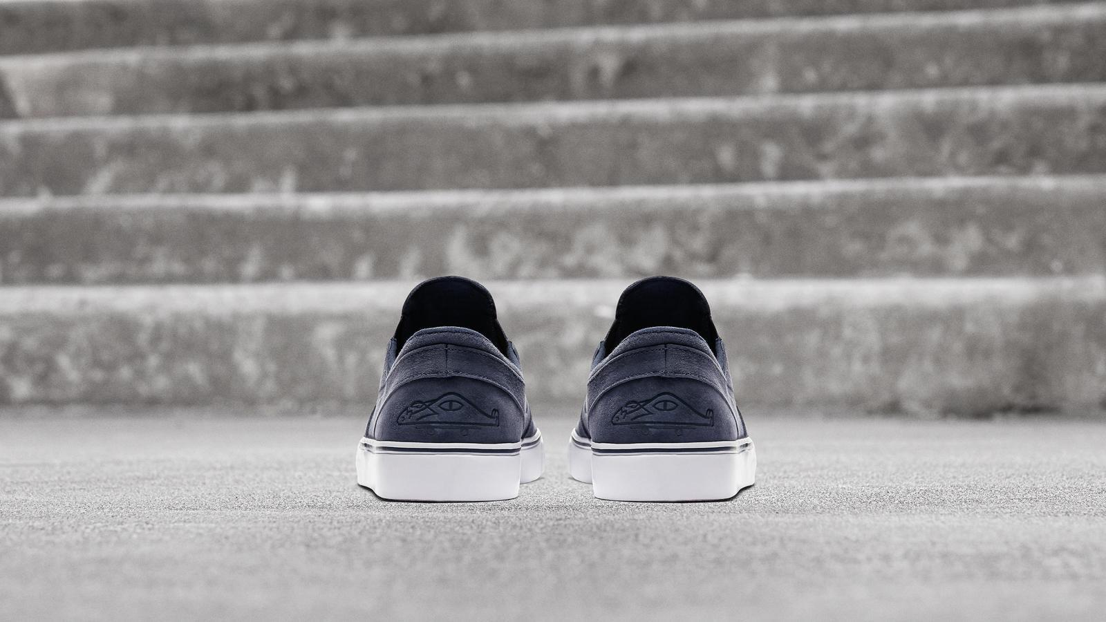 Poler x Nike SB Janoski Slip-On 1
