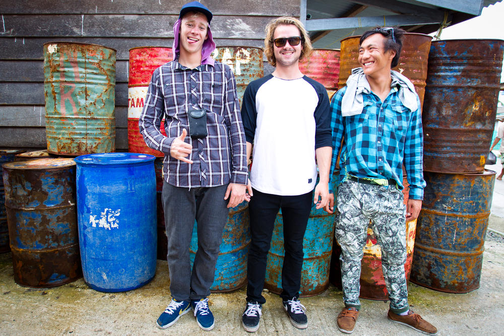 Nike Surf 'Chosen' winners head to Indonesia