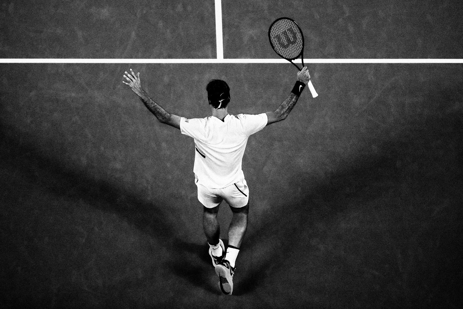 Roger Federer Wins Sixth Title In Melbourne And 20th Slam
