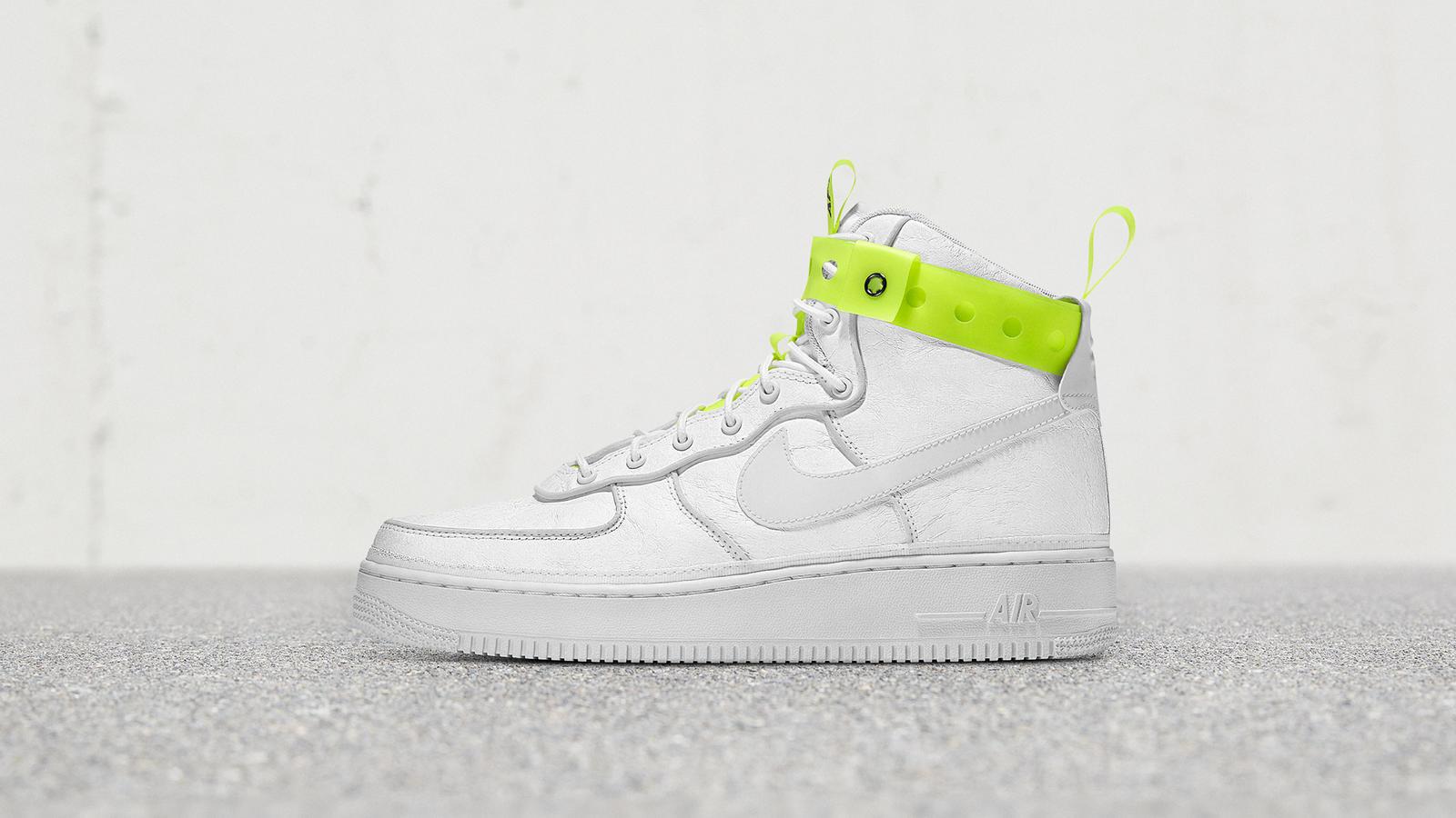 e25fc0cb03736 Nike Air Force 1 Hi VIP - Nike News