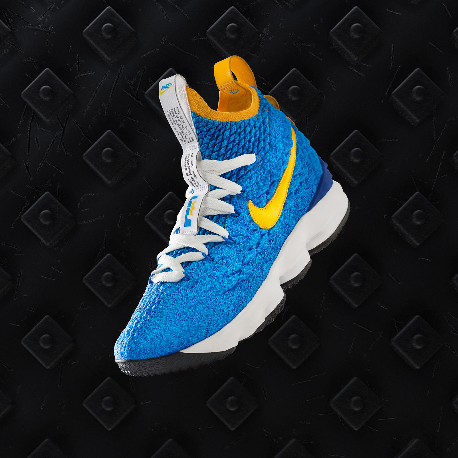 low cost 0c9bc 9b334 LeBron 15 inspired by the Nike Waffle Trainer