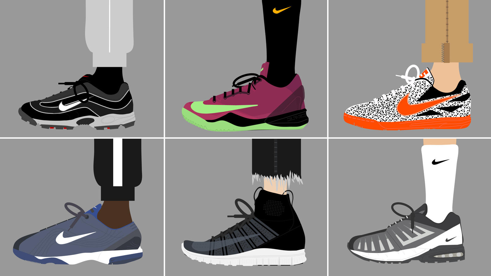 Six Reasons Why the Mercurial is More