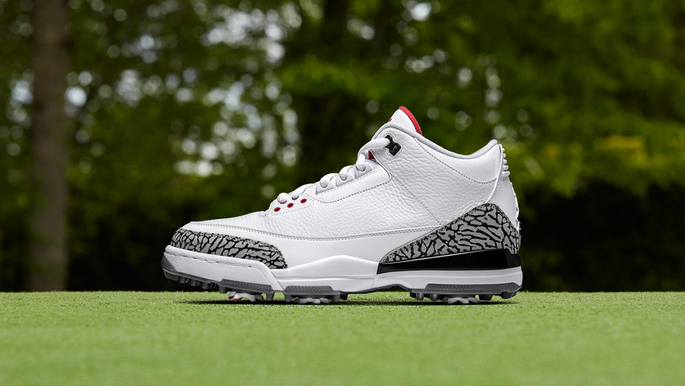 Air Jordan 3 Golf Shoe