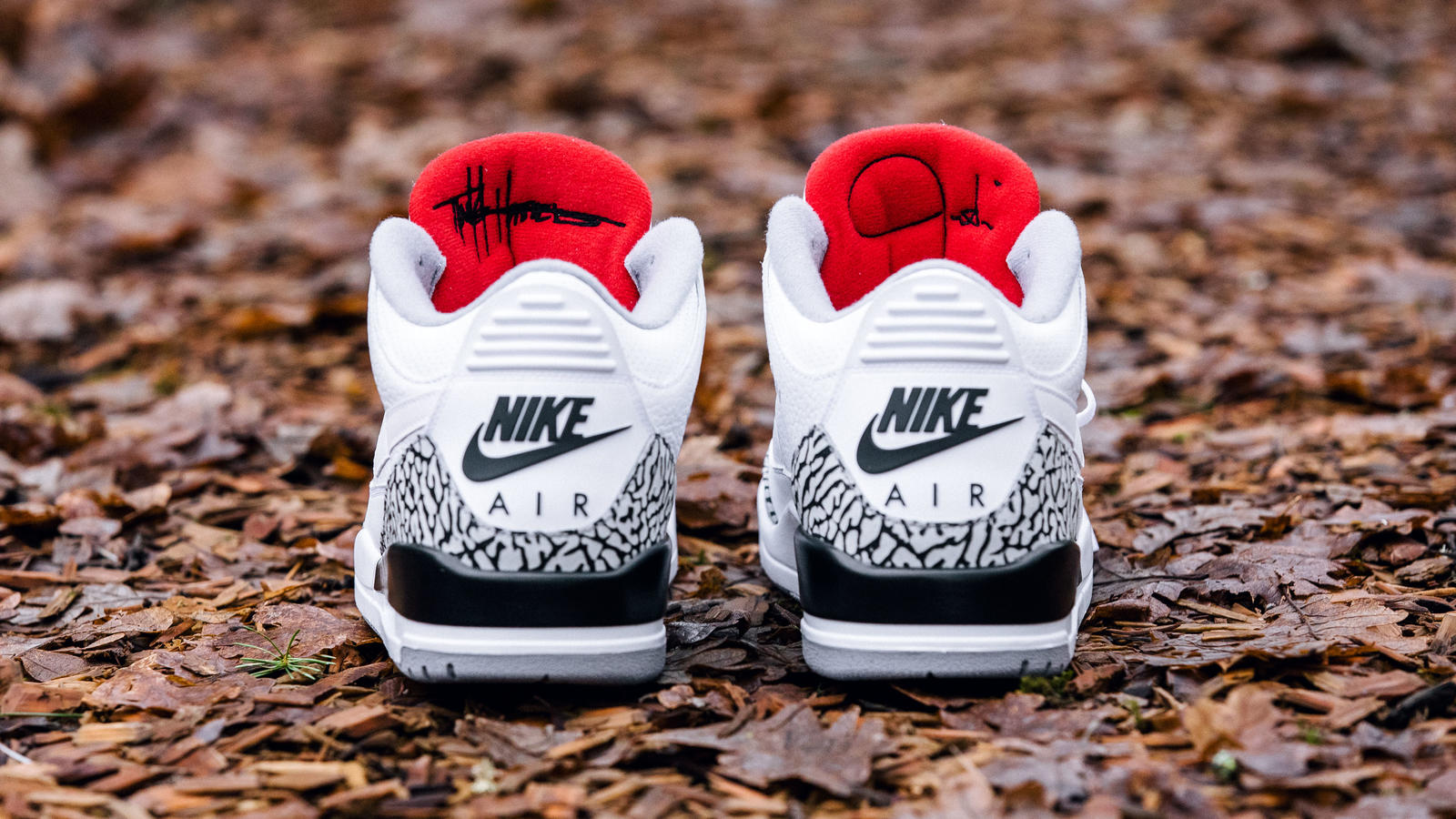 the best attitude 60687 12a88 Air Jordan III JTH - Nike News