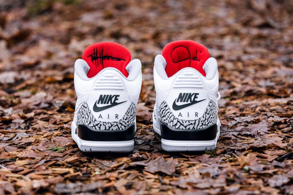Nike Air Jordan 3 Justin Timberlake Tinker Hatfield Collaboration