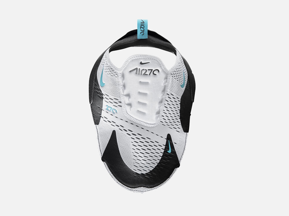 Features of the Nike Air Max 270 Lifestyle Shoe