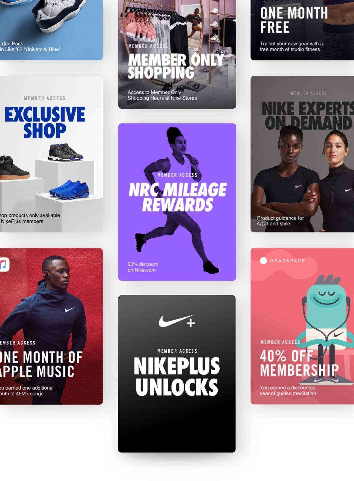 NikePlus Membership Unlocks New Benefits To Inspire and