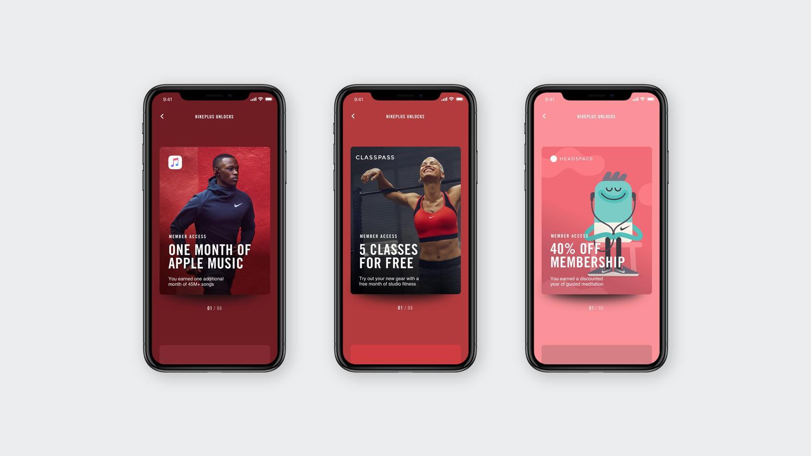 NikePlus Membership Unlocks New Benefits To Inspire and Reward ...