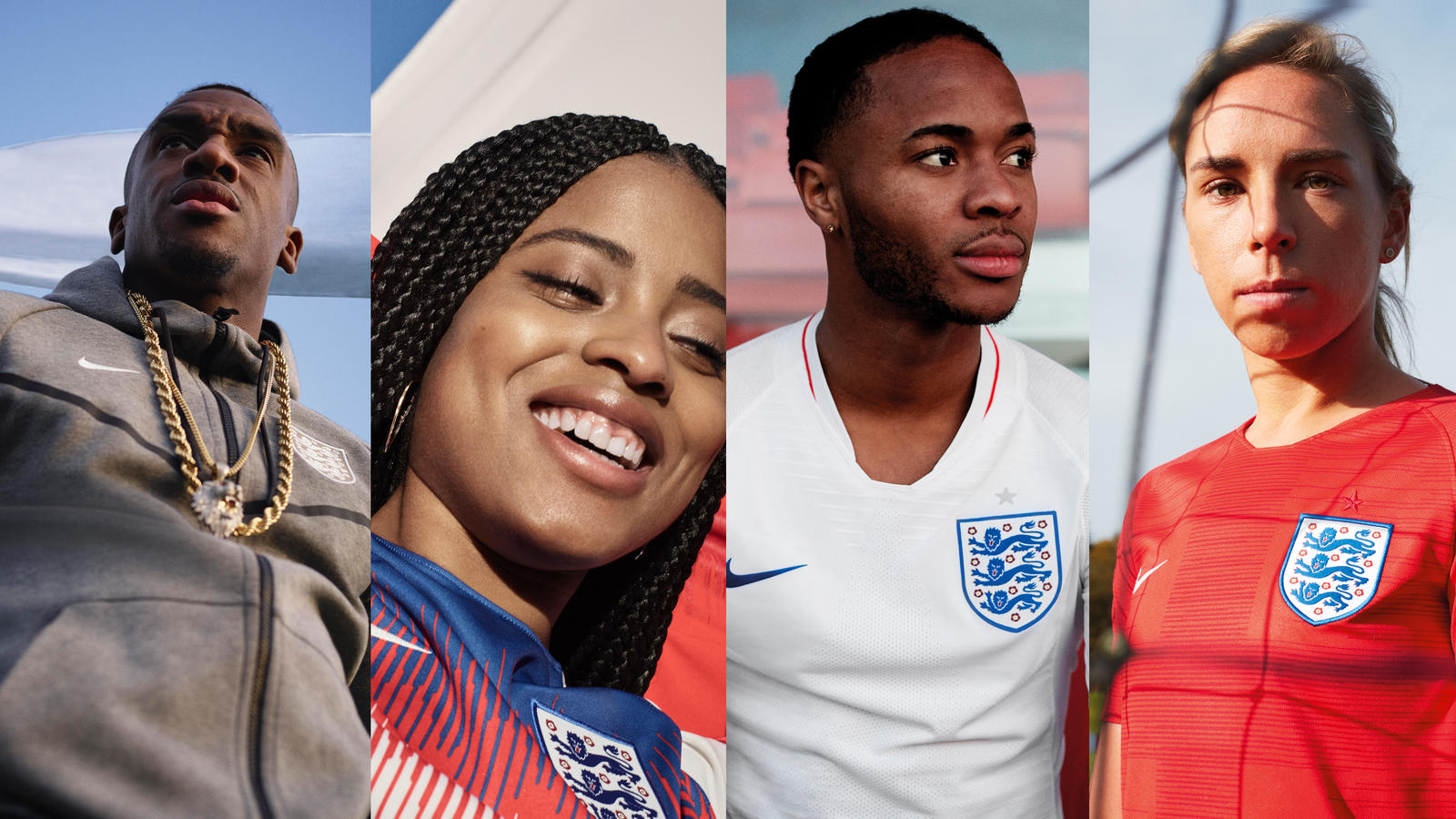 Indispensably England Nike News