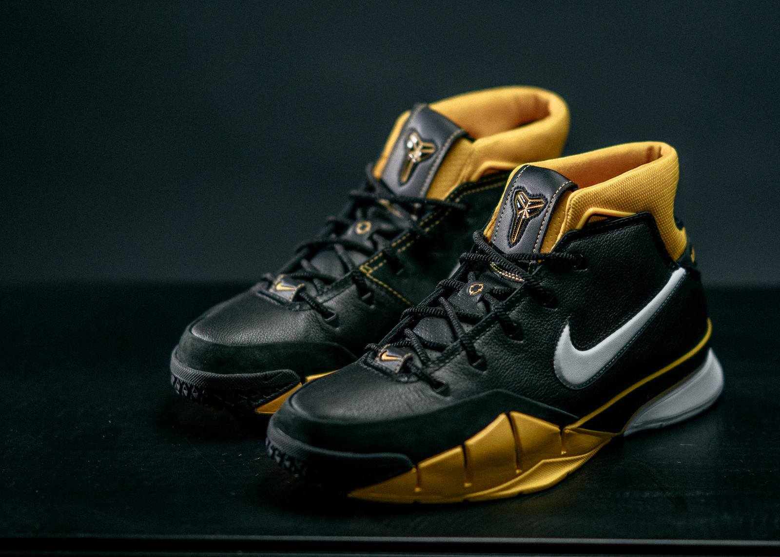 38011620dcd Kobe Bryant Continues to Impact Basketball With the Zoom Kobe 1 ...